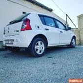 Dacia Sandero 12500 2011