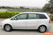 Opel Zafira 13000 2008