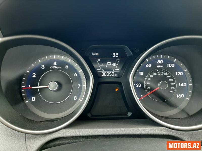 Hyundai Elantra 17700 2014