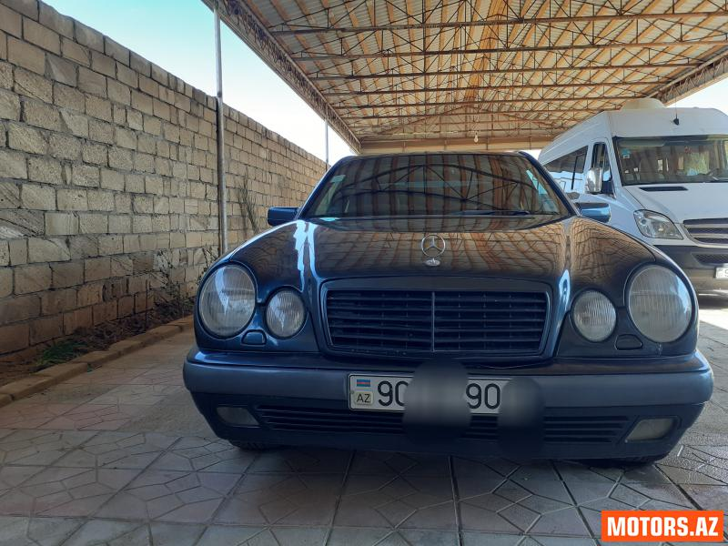 Mercedes-Benz 280 6500 1996