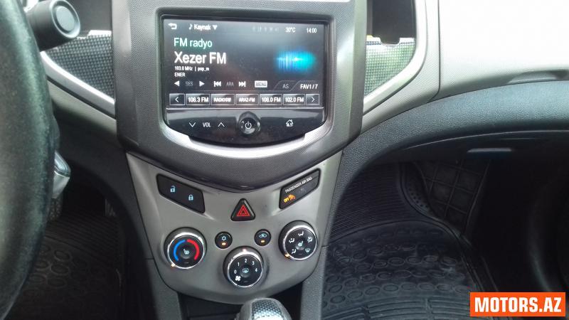 Chevrolet Aveo 15500 2013