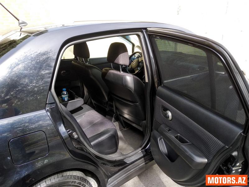 Nissan Tiida 14700 2009