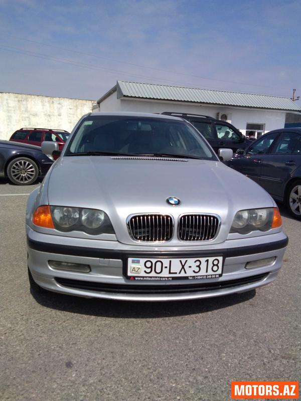 BMW 318 10000 2000