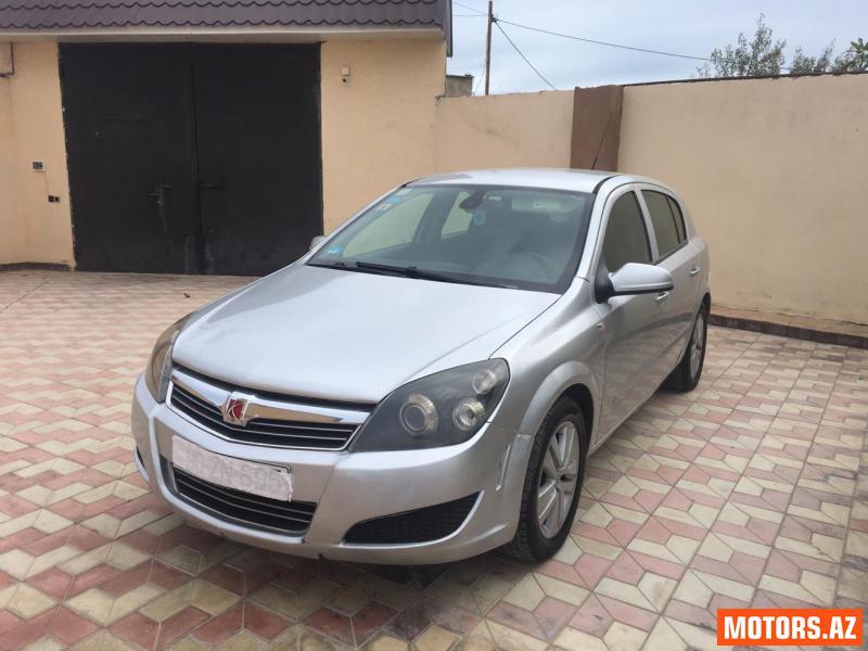 Opel Astra 12000 2008