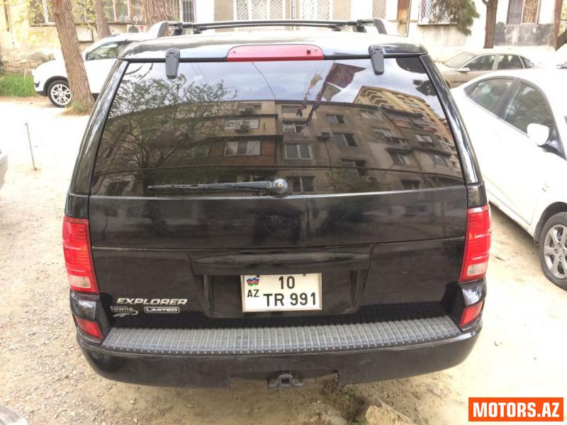Ford Explorer 15000 2003
