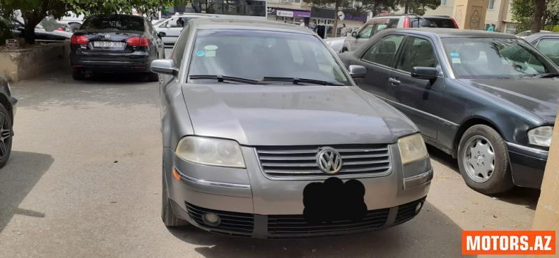 Volkswagen Passat 6500 2002