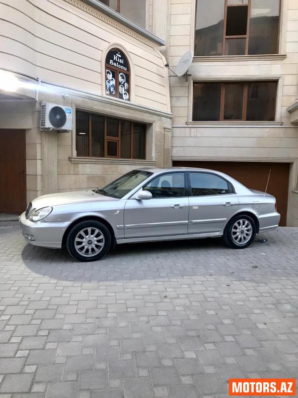Hyundai Sonata 8000 2002