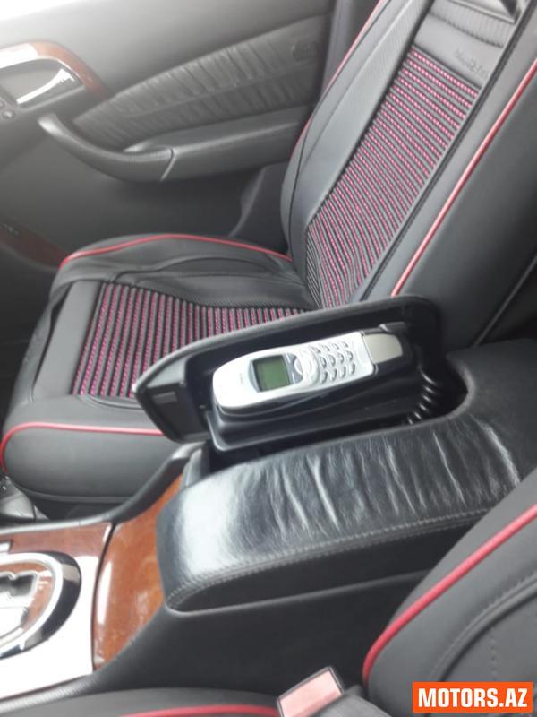 Mercedes-Benz S 350 15800 2003