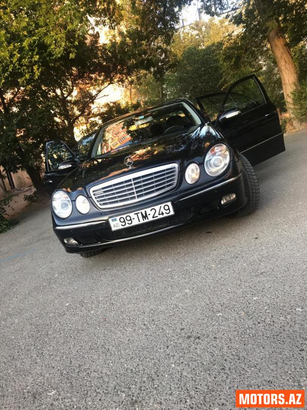 Mercedes-Benz E 200 20000 2006