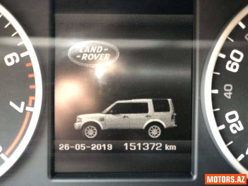 Land Rover Discovery 29000 2011