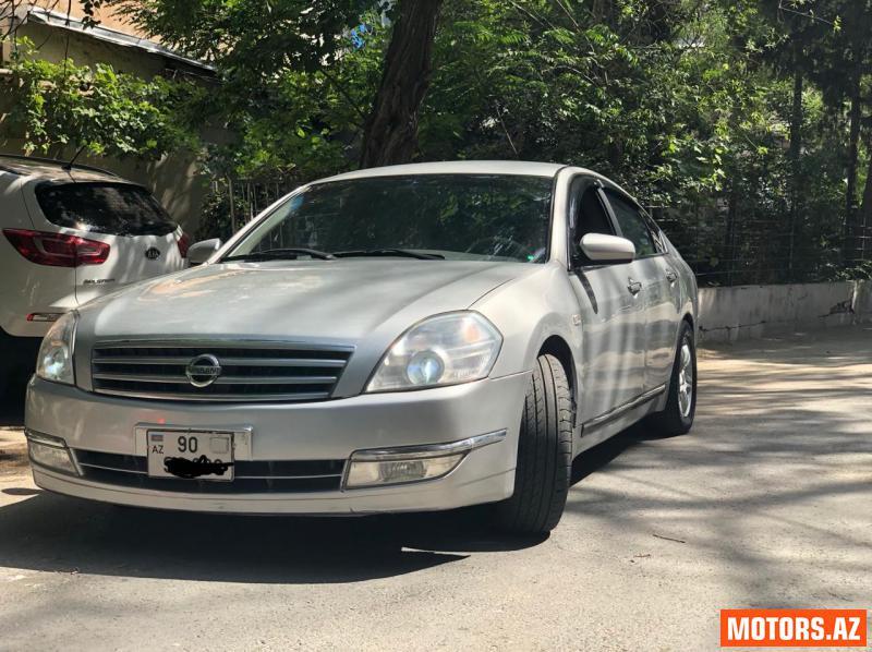 Nissan Teana 10500 2006