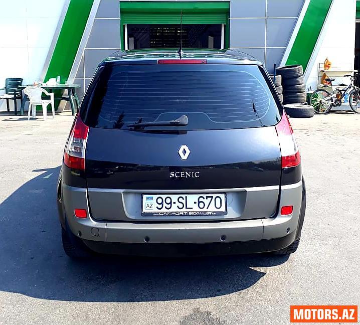 Renault Scenic 9900 2005