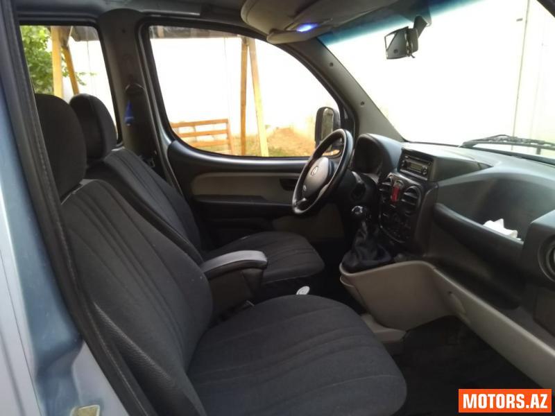 Fiat Doblo 11800 2007