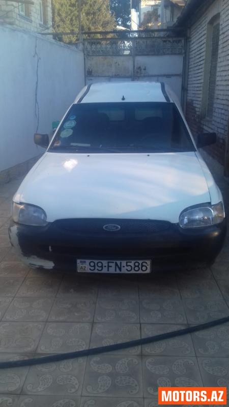 Ford Escort 6000 2004