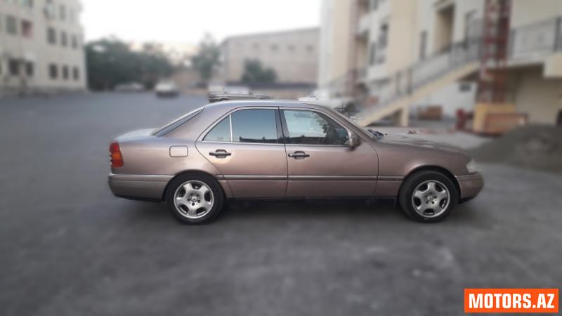 Mercedes-Benz C 180 6500 1993