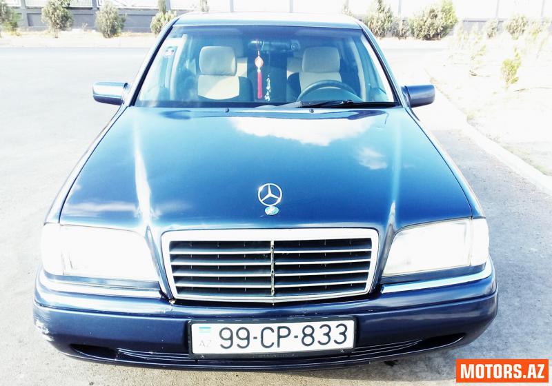 Mercedes-Benz C 180 8200 1995