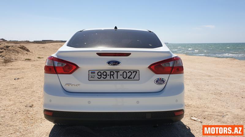 Ford Focus 15500 2012
