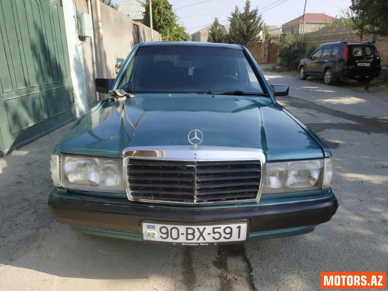 Mercedes-Benz 190 5800 1992