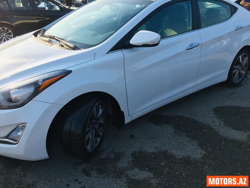 Hyundai Elantra 20300 2014