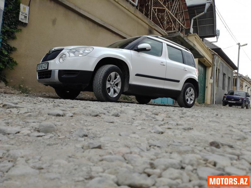 Skoda Yeti 14800 2012