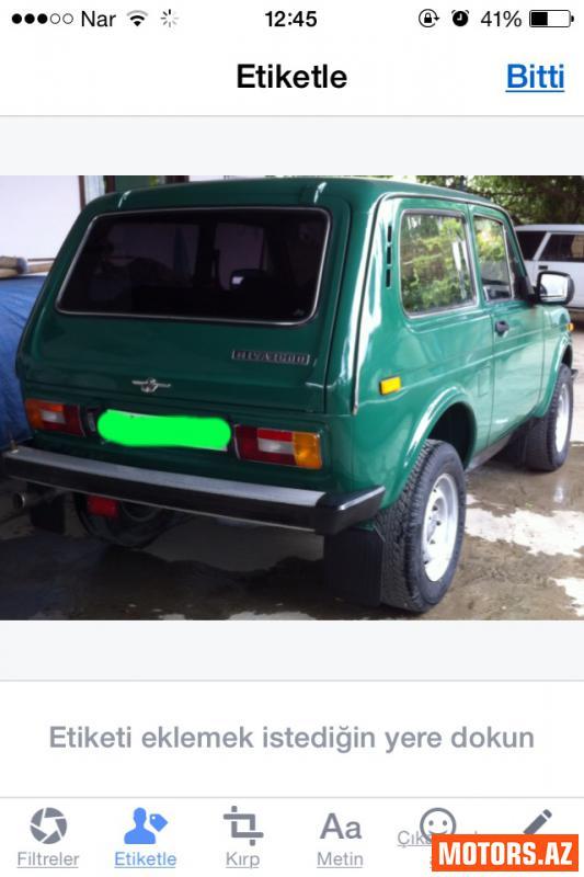 Lada Niva 6700 1990