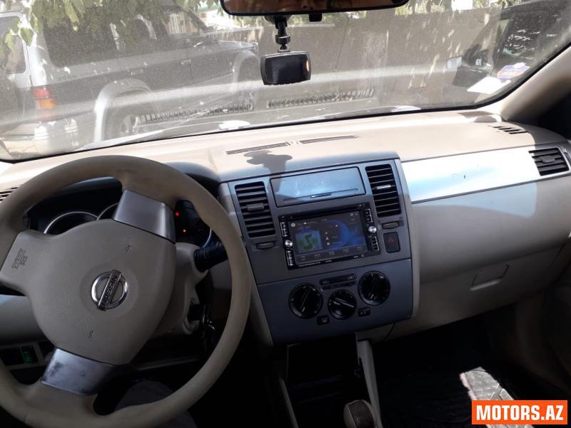 Nissan Tiida 8200 2007