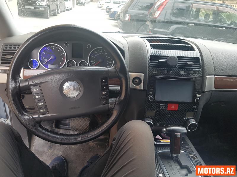 Volkswagen Touareg 15000 2004