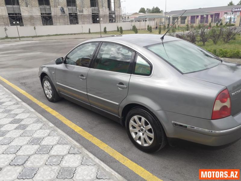 Volkswagen Passat 7200 2002