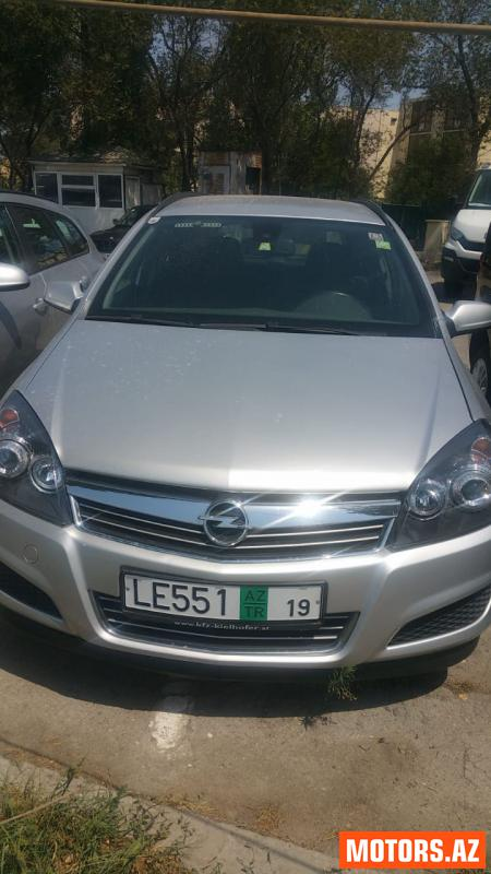 Opel Astra 11500 2007