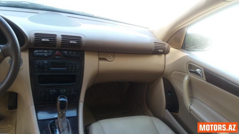 Mercedes-Benz C 240 14000 2003