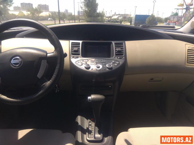 Nissan Primera 11800 2006