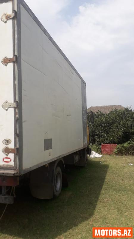 MAZ maz furgun 13000 2005