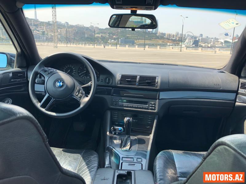 BMW 530 16800 2000