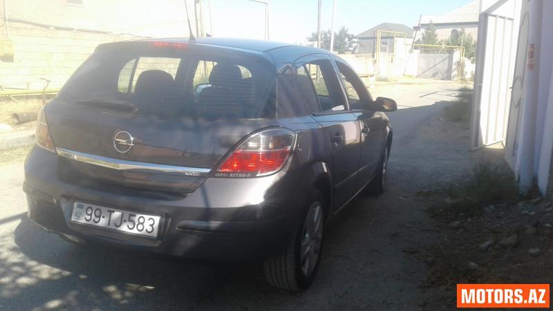 Opel Astra 12500 2009