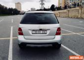 Mercedes-Benz ML 350 23300 2007