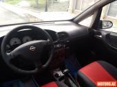 Opel Zafira 9500 2004