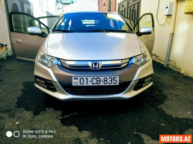 Honda Insight 14500 2011