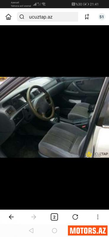 Toyota Camry 7200 2001