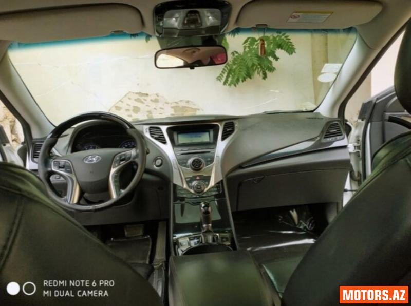 Hyundai Grandeur 29500 2013