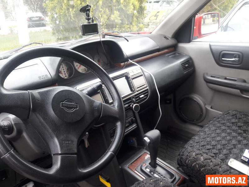 Nissan X-Trail 9000 2001