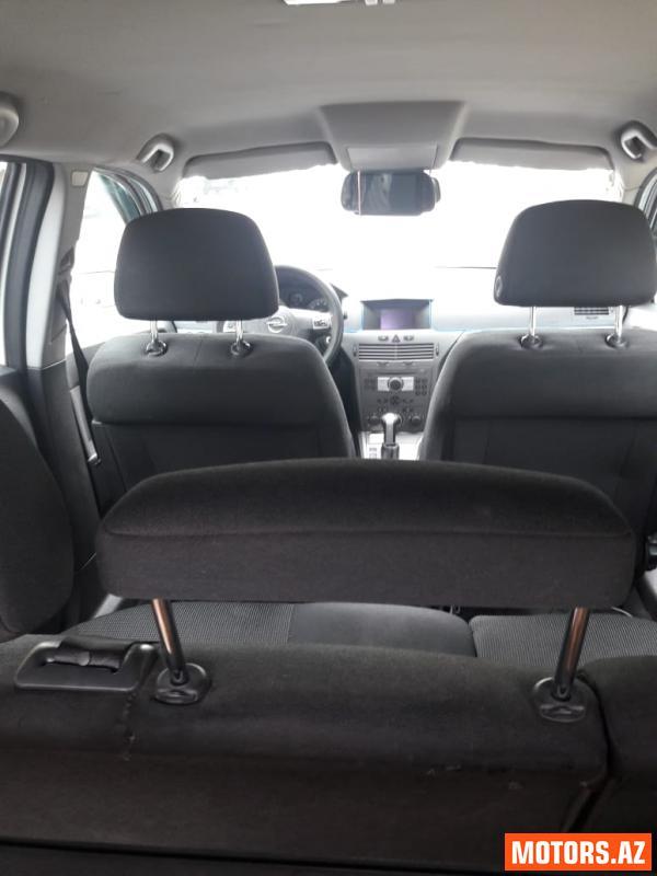 Opel Astra 11500 2005
