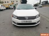 Volkswagen Passat 21600 2014