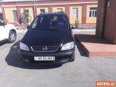 Opel Zafira 10700 2002