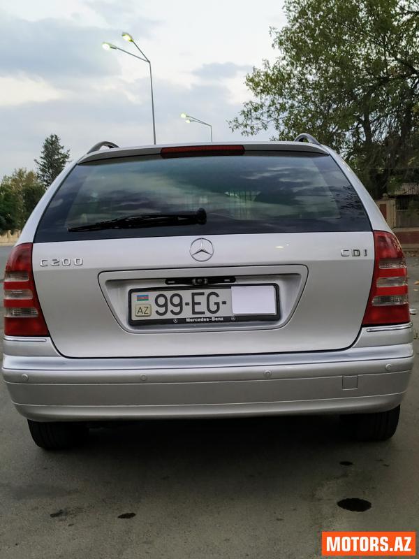 Mercedes-Benz C 220 13300 2001