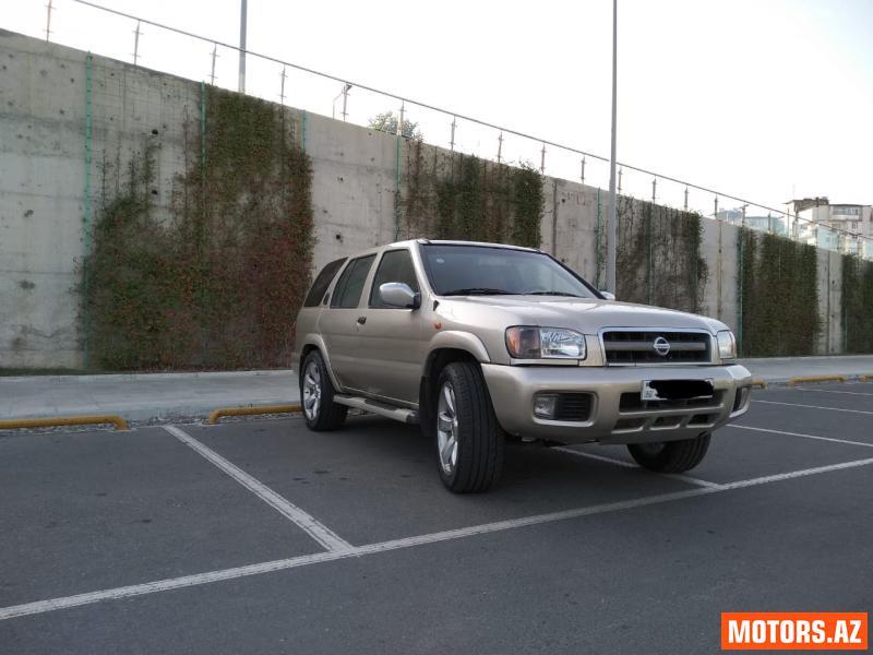 Nissan Pathfinder 14000 2003