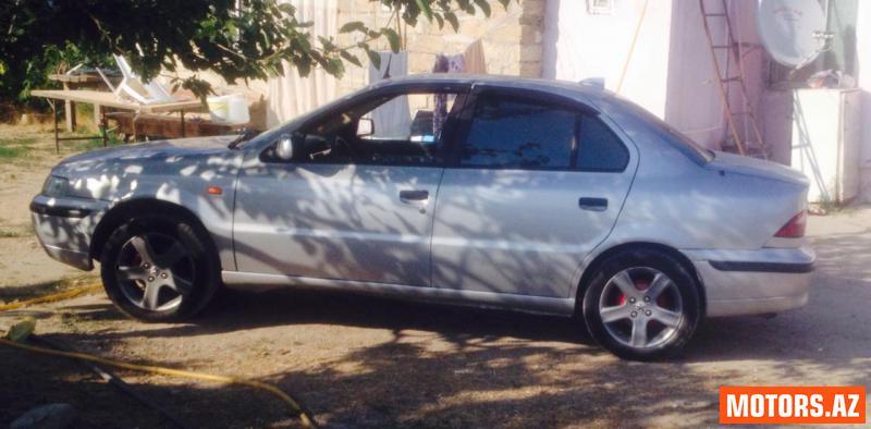 Azsamand samand 6500 2007