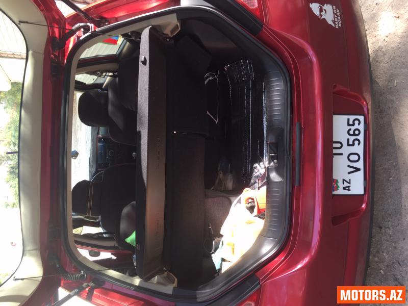Nissan Tiida 13600 2007