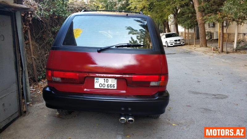 Toyota Previa 7500 1991