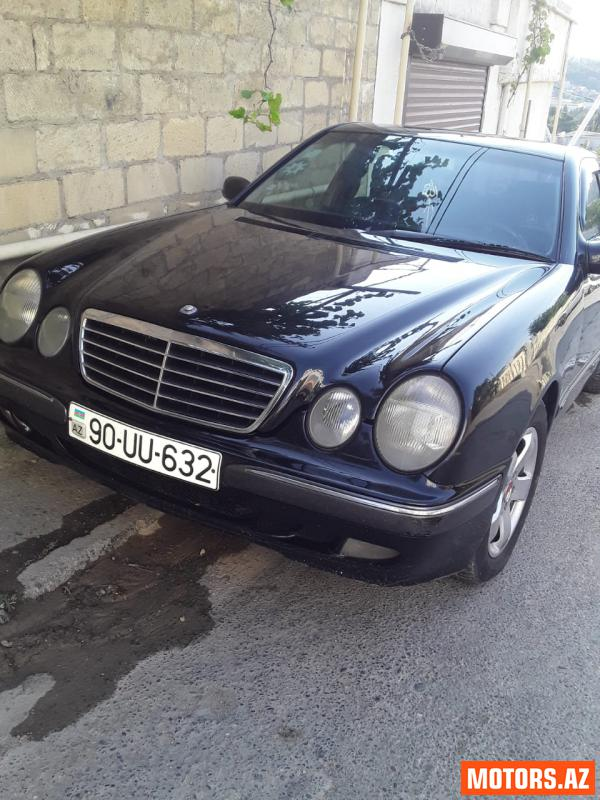 Mercedes-Benz 320 14000 2000