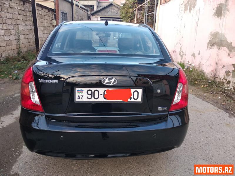 Hyundai Accent 12500 2009